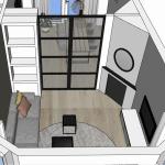 interieurontwerp verbouwing 3d-tekening