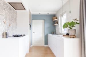 interieuradvies woonkamer en keuken - interieurontwerp keuken