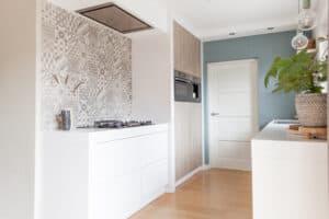 interieuradvies woonkamer en keuken - keuken door spijkervast