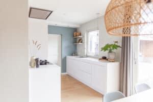 interieuradvies woonkamer en keuken - maatwerk keuken